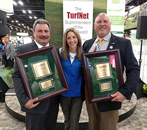 Tegtmeier and Croda named Superintendents of the Year