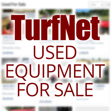 Used Turf Equipment for sale