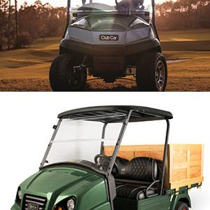 Club Car goes high-tech with new Tempo Connect